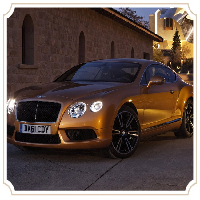 Bentley Continental GT Бентли Континенталь ГТ