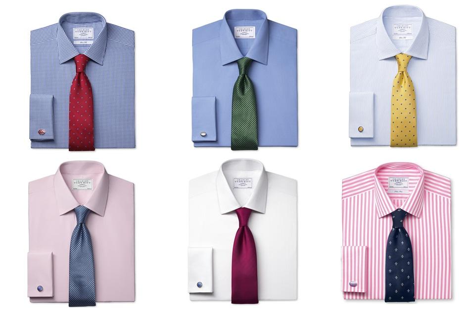 как подобрать костюм и галстук